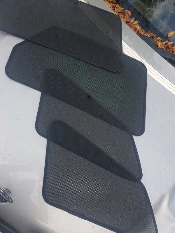 Sonnenblenden Peugeot 308 SW