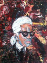Acrylgemälde Abstrakt 50x70