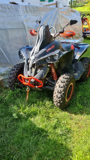 Can Am RENEGADE 1000R XXC