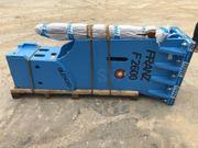 FRANZ F2600 Hydraulikhammer