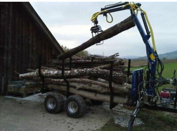 LT3000 Kran Aufbauset mit Pumpe