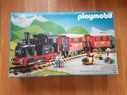 Playmobil Set Eisenbahn Zug 4001