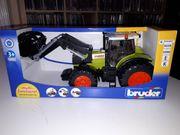 Traktor CLAAS Atles 936AZ mit