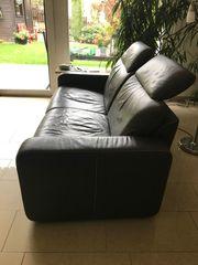 Leder-Sofa 2 5 Sitzer