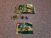 Lego 7049 Allien Conquest Allien