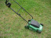 elektrischer Rasenmäher Elektromäher Dehner ELO