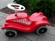 Original Big Bobbycar mit montierten