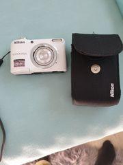 Nikon coolpix A10 Weid