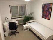 Möbliertes Zimmer in WG teilw