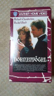 1 Packung VHS Videos Dornenvögel