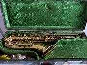 Selmer Paris Tenor Saxophon Mark