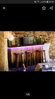 Bar aus Eiche