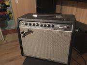 Gitarrenverstärker Fender Super Champ XD -