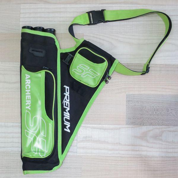 Bogensport Pfeilköcher Sportvisier Pfeilziehhilfe Sehnenmaßstab