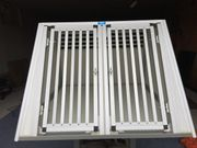 Hundebox Doppelbox Transportbox Autobox WT-Metall