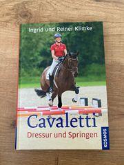 Lehrbuch Cavaletti Dressur und Springen