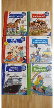 6 WiesoWeshalbWarum Bücher