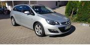Opel Astra Sport s Tourer