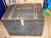 Uffz-Kiste 2 Weltkrieg Wehrmacht Luftwaffe