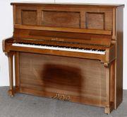 Klavier Seiler 130 Nußbaum satiniert