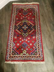 Hübscher kleiner Teppich