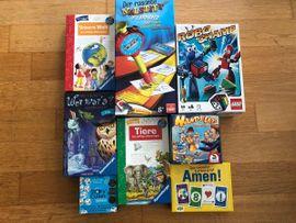 Spielepaket, Gesellschaftsspiele