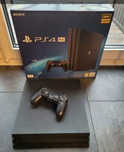 Playstation4 Pro Top Zustand