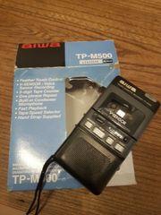 AIWA Casetterecorder TP-500