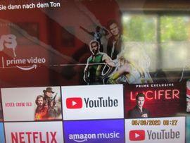 TV, Projektoren - Telefunken Smart TV 55 Zoll