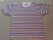 Kinder - Shirt T-Shirt Gr 152 bunt