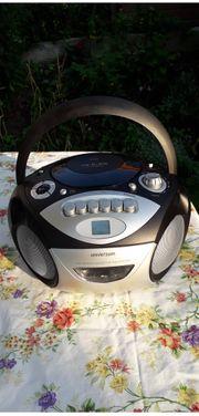 Radio - CD - Kassettenrecorder zu verkaufen