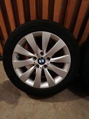 4x Winterräder mit für BMW