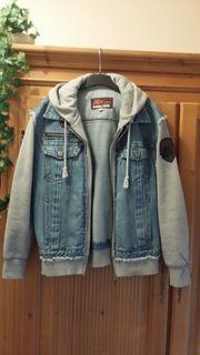 Jeansjacke in Größe L