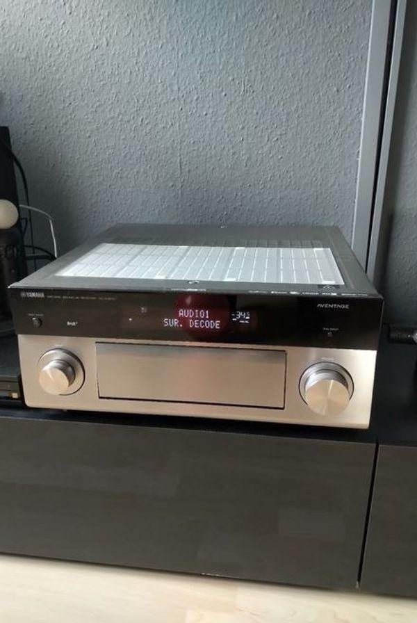 Yamaha RX-A 3070 AV-Receiver