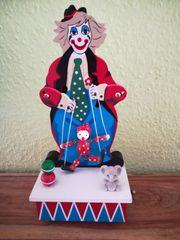 Spieluhr Clown Lied Oh mein