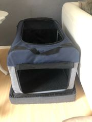 Hundetransportbox Gr L Neu