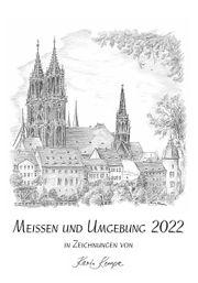 Kunst Kalender Meissen 2022 Bleistiftzeichnung