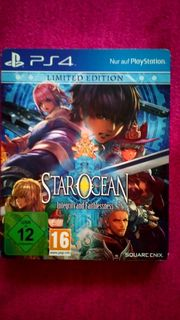 Star Ocean PS4