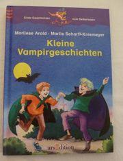 Lesebuch 1 Lesestufe - Kleine Vampirgeschichten