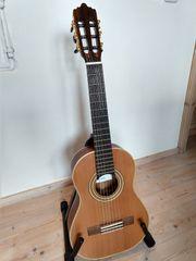 Gitarre 1 2 La Mancha