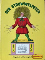 Struwelpeter Kinderbuch