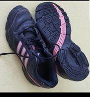 Adidas Sneaker schwarz pink neu