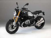 BMW R nineT in schwarz