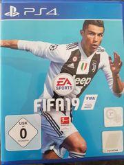 PS4 Spiel Fifa 19