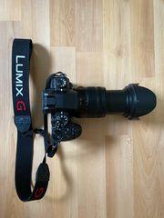 Panasonic Lumix DMC-G81 Systemkamera mit