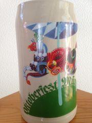 Original Oktoberfest Jahres Krug 1990