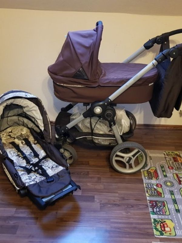 Teutonia Kinderwagen 2 in 1
