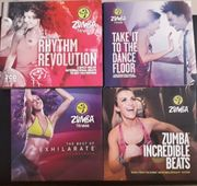 Bollywood Zumba DVD s