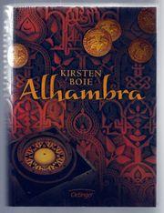Buch Alhambra Autorin Kirsten Boie