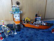 RESERVIERT Lego City Küstenwache 7739